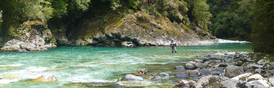 Latitude Guiding - Fly Fishing, Guided Fishing Trips, Trout Fishing