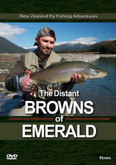 Volume 5 – 'The Distant Browns of Emerald'